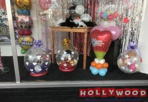 Balloon Window by Hollywood Fancy Dress