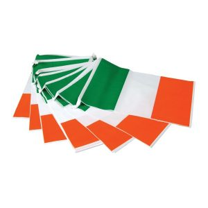 St Patrick's Day Bunting by Hollywood Fancy