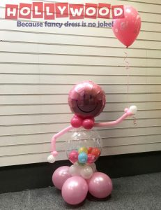 Mothers Day - Gumball Balloon by Hollywood Fancy Dress