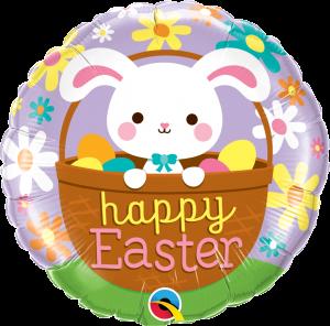 Bunny Balloon - Easter