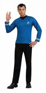 Spock Costume - Bournemouth 7s