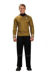 Kirk Costume - Bournemouth 7s