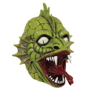 Scary Dragon Mask | St Georges Day
