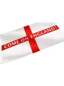 St Georges Day - Georges Flag