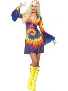 1960s Tie Dye Costume - Isle of Wight