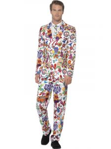 Groovy Suit - Isle of Wight Festival
