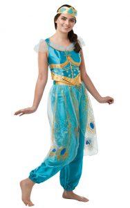 Jasmine Costume - Aladdin