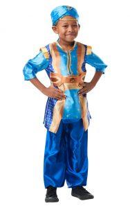 Genie Kids Costume - Aladdin