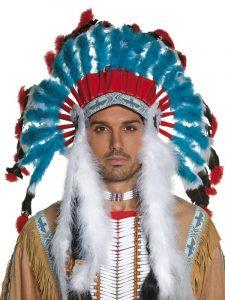 Indian Headdress - Glastonbury
