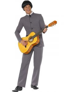 Beatles Costume - Isle of Wight Festival
