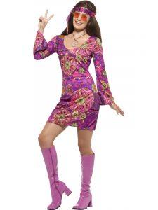 Woodstock Hippie Costume - Isle of Wight Festival