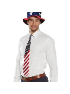 Neck Tie - Independence Day