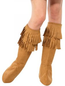 Fringe Boot Covers - Isle of Wight