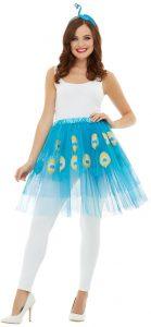 SUBU - Peacock Costume Kit