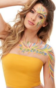Rainbow Make Up Kit - Bourne Free