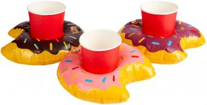 Donuts Inflatable - Glastonbury