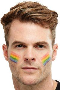 Rainbow Paint Stick - Bourne Free