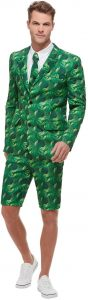 SUBU - Palm Leaf - Stand Out Suit