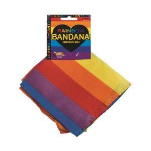 Rainbow Bandanna - Bourne Free 2019