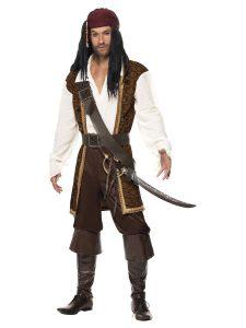 Harry Paye - High Seas Pirate Costume