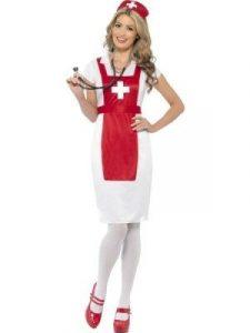 Nurse Costume | Camp Bestival