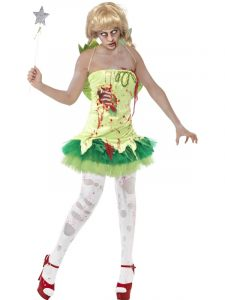 Ladies New Forest Fairy Costume