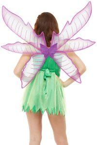 Purple Fairy Wings | New Forest Festival