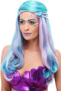 Mermaid Wig | New Forest Fairy Festival