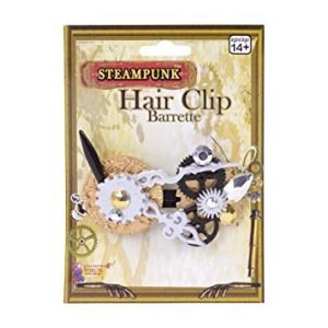 Steam Punk Hair Clip | Dorset Steam Fair