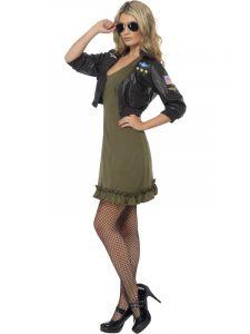 Ladies | Top Gun Costume