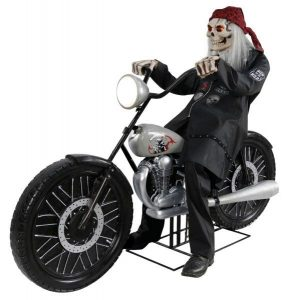 Motorcycle Reaper | Decorations & Props