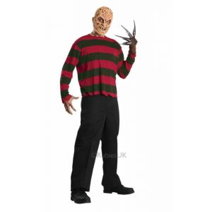 Freddy Krueger Costume | Horror Movies 2019