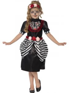 Girl Costume | Day of the Dead