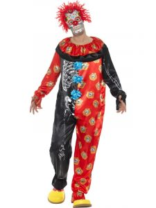 Day of the Dead | Clown Costume