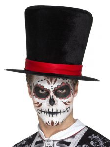 Top Hat | Day of the Dead