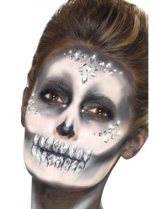 Silver Jewel Gems | Day of the Dead
