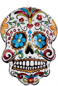 Skull Decoration | Day of the Dead