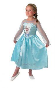 Kids Elsa Costume | Frozen II