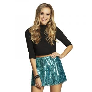 Blue Skirt | New Year 2020