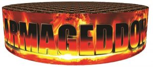 Armageddon Barrage | New Years Fireworks