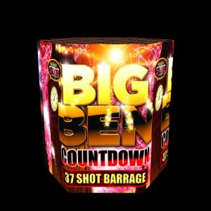 Countdown Barrage | New Years Fireworks