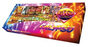 Calypso Selection Box | New Years Fireworks