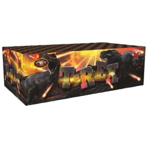 T-Rex Barrage | New Years Fireworks