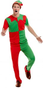 Mens Elf Costume | Christmas 2019