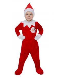 Boys Elf on the Shelf Costume | Christmas 2019