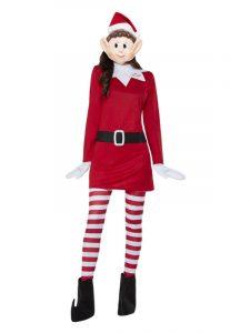 Ladies Elf on the Shelf Costume | Christmas 2019