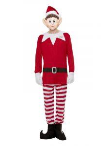 Mens Elf on the Shelf Costume | Christmas 2019