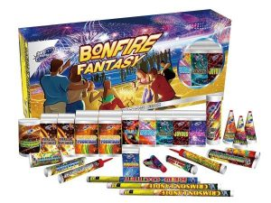 Bonfire Fantasy | New Years Fireworks