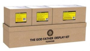 The God Father Display Kit | New Years Fireworks