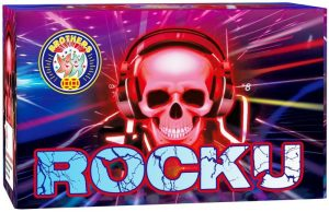 Rock U Barrage | New Years Fireworks